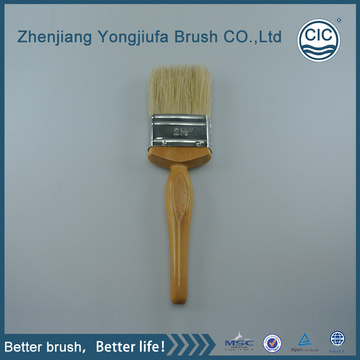 natural pure bristle paint brush