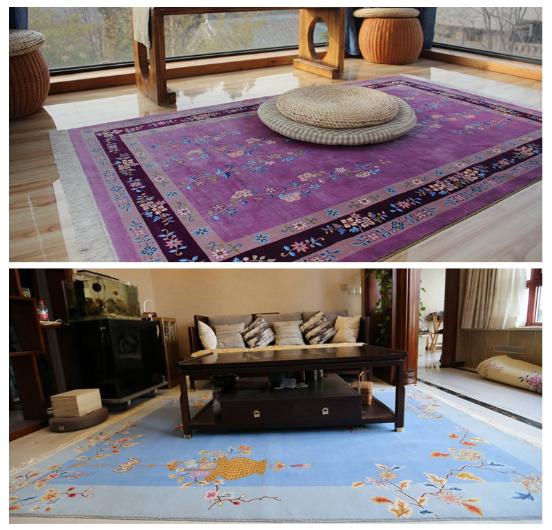 Home decoration carpets