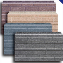 Insulated decorative cladding for exterior walls