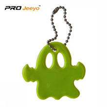 Reflective PVC Ghost Shape Pendant