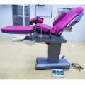 Luxurious design Electricity medical gynecology table