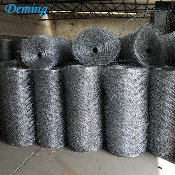 Pvc Coated Hexagonal Wire Mesh panel