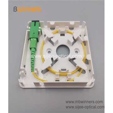 Fiber Optic Coupler with SC Connectors 1x32