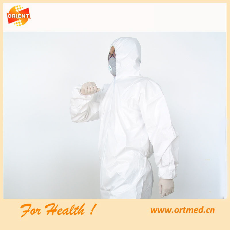 Disposable sterile exam gowns