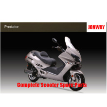 Jonway Predator Complete Scooter Spare Parts Original Spare Parts