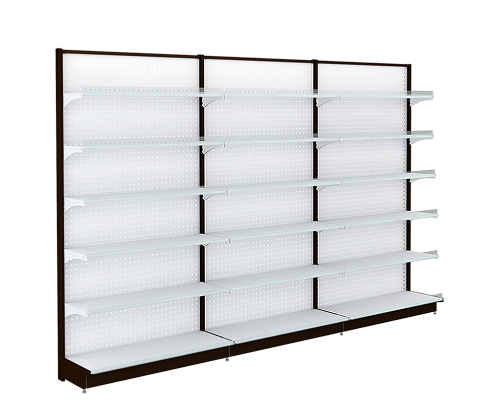 Professionally Designed Shelving