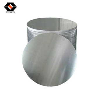 3003 3004 Food Grade Aluminium Sheet Circle