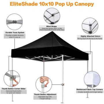 Most heavy duty pop up gazebo 3 person