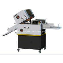 Automatic film laminating machin