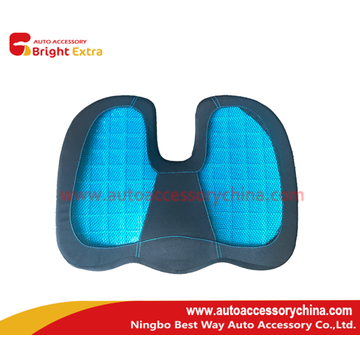 Best Price for for Performance Car Accessories Everlasting Comfort Memory Foam Luxury Seat Cushion export to Maldives Manufacturer