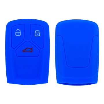 Top quality Audi B9 silicone koloi key case