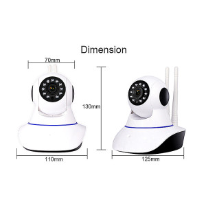 Security Baby Monitor Home Audio Wifi IP Camera