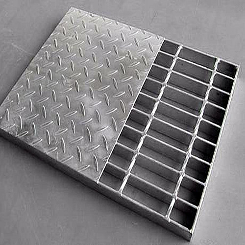 Stainless Compound Bar Grating