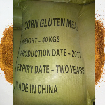 60% Protein Min Yellow Powder Corn Gluten Meal