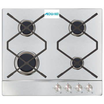 Designer Four Burner Gas Hob