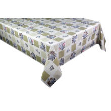 Elegant Tablecloth with Non woven backing  Ahmedabad