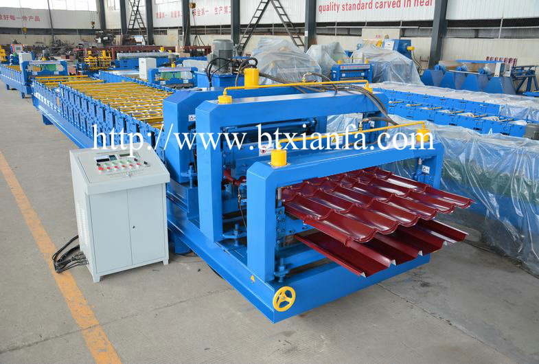walling type roll forming machine (3)