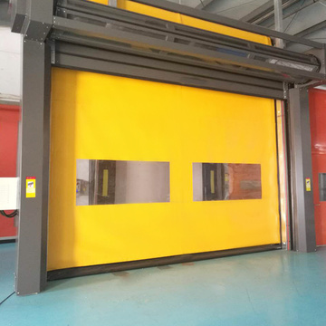 Self-Repairable Auto Recovery Door High Speed Door