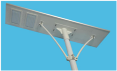 120W All In One Solar Street Light