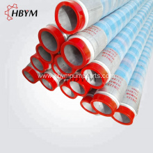 DN125 4M 4Layer Concrete Pump Rubber Hose