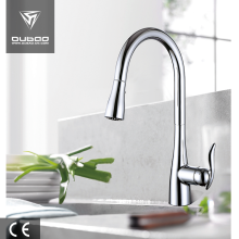 Best Quality for China Pull Out Kitchen Faucet,Kitchen Sink Faucet,Pull Down Kitchen Faucet,Chrome Finished Kitchen Faucet Manufacturer Cupc faucet single lever pull out kitchen faucet export to South Korea Factories