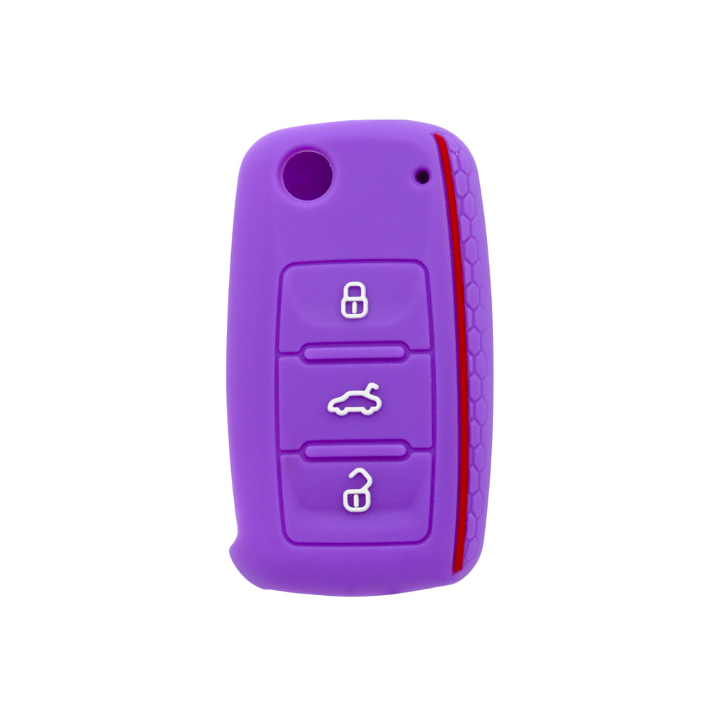Embossed Car Key Cover Golf 7