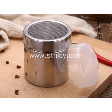 304 Stainless Steel Kitchen Reinforcement Mesh Sauce Jar