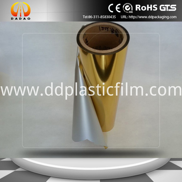 Gold metallized PET FILM (33)