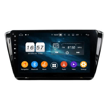 auto radio foar Superb 2015-2019