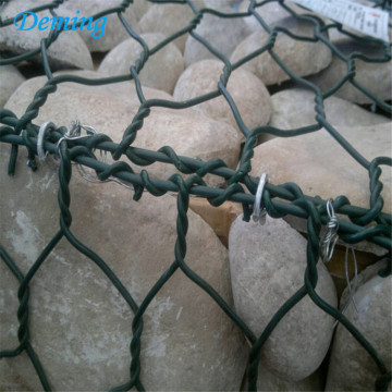 10x12 Gabion Box And Heavy Hexagonal Wire Nettings (24 Years Factory)