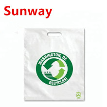 Factory For for Biodegradable Poly Bags Custom Compostable Plastic Bags export to United States Supplier