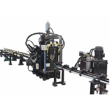 High Efficiency CNC Angle Line Machine