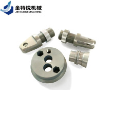 Chinese Professional for Cnc Turning Custom precision cnc milling small metal truning parts export to Norway Supplier