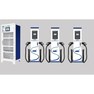 Split DC 180KW Sweep code ev fast charger