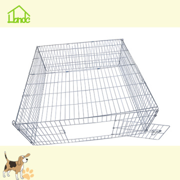 Metal Outdoor Useing Galvanized Folding Rabbit Cage