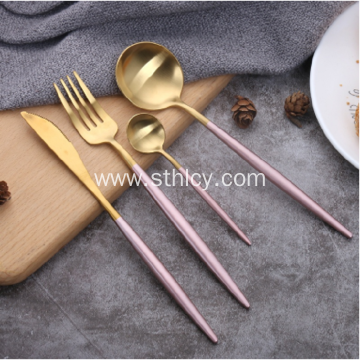 Personalized Stainless Steel Fork And Spoon