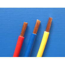 Copper core PVC double insulated soft cable