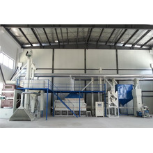 China for Bean Cleaning Machine Grain Seeds Plant Line supply to South Korea Importers