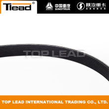 High Quality for Wd615 Engine Part SINOTRUK HOWO parts HOWO Engine V Belt VG260002025 export to Senegal Factory