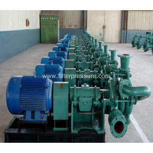 Filtration Feeding Pump for Mining Filter Press