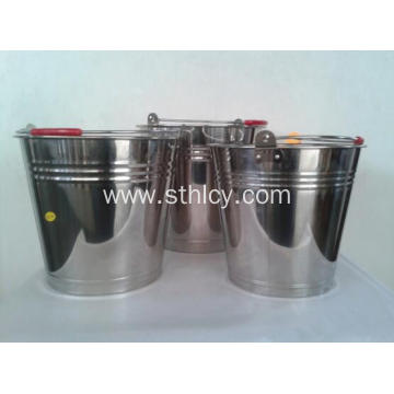 High Quality Stainless Steel Soup Barrel Water Bucket