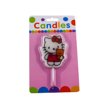 Factory Price for Colorful Letter Shape Candle