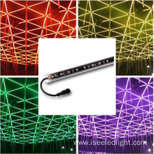 Top nightclub DMX 3D LED graphic tube