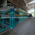 High Efficiency Roller Veneer Dryer Line