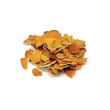 dry orange peel tea