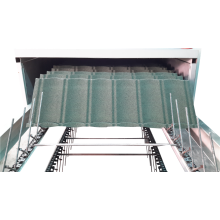 Stone Coated Roof Tile Making Machine