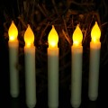 Battery Operated Stick LED Flameless Taper Candles