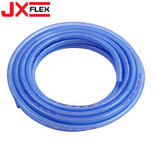 Flexible PVC Fiber Braided Reinforced Clear Plastic Hose