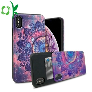 Promotional PC Printed Phone Case for Christmas