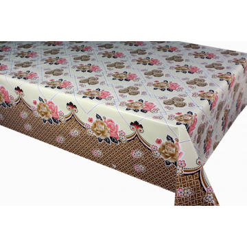 Elegant Tablecloth with Non woven backing Walmart